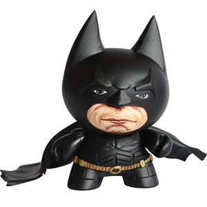 Dark Knight Batman dunny custom vinyl toy