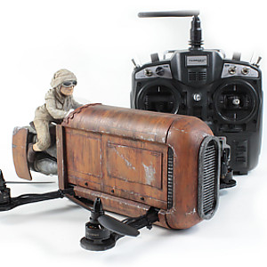 Rey's Speeder Quadcopter