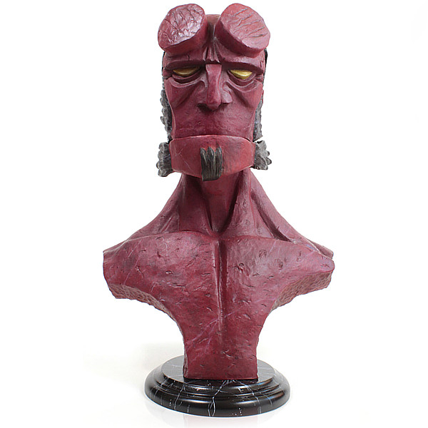 Hellboy engagement ring box