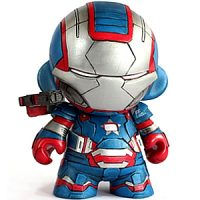 Iron Patriot custom munny toy