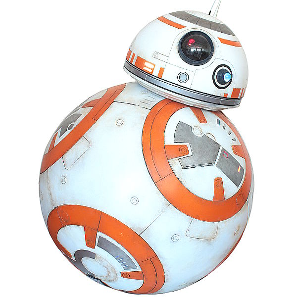 BB-8 Droid Remote Controlled Toy